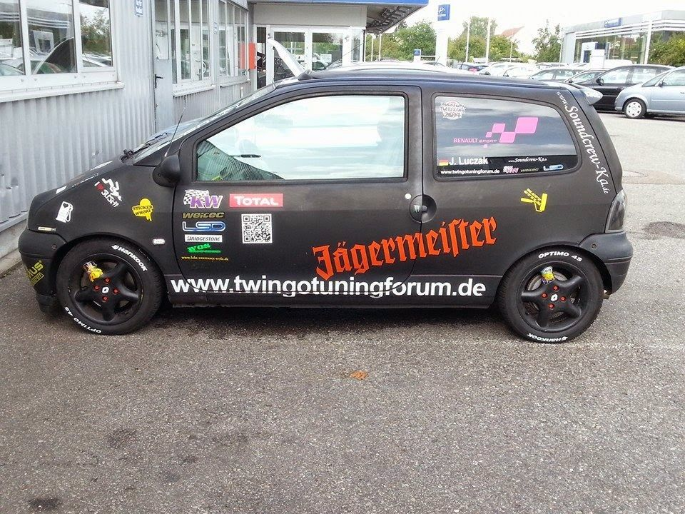 Jagermaister Renault Twingo Twingo Tuning Autos Coches