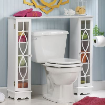 Somerset Space Saver Great Idea For Small Bathrooms Countrydoor.com