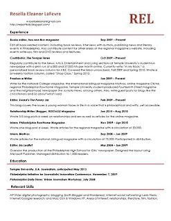 Journalism Resume Pinsally Nelson O'donnell On Resumes  Pinterest  Journalism