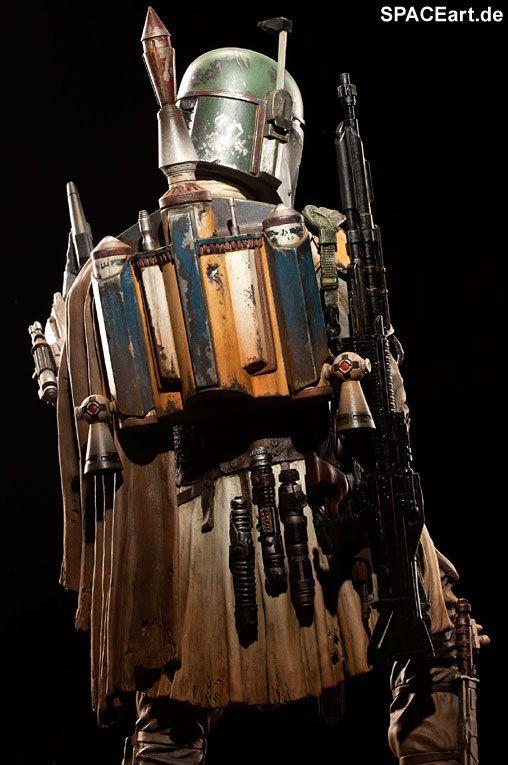 Star Wars: Boba Fett - Myth Deluxe Statue, Finished model (Figure 7)