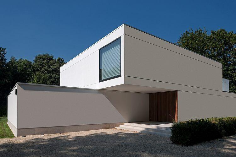 Jolie maison contemporaine dans la périphérie de Bruges, Belgique