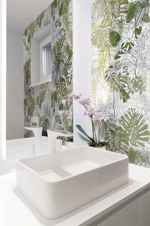 Carrelage Salle De Bain Jungle ~ jungle animali r flora equatoriale aggressive ju6060fla by