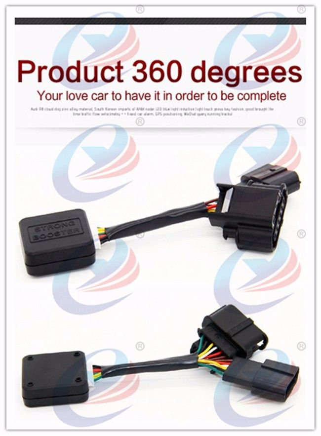 Car Change Parts Pedal Accessories Electronic Throttle Controller For 2012 Year Land Rover Range Rover 3 0 5 0 2013 Jaguar X Jaguar Xf Booster Car Car Throttle