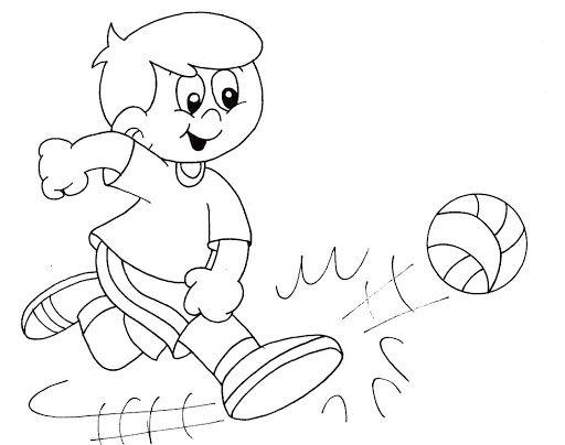 Dibujos De Educacion Fisica Para Colorear Todo Tipo De Dibujos