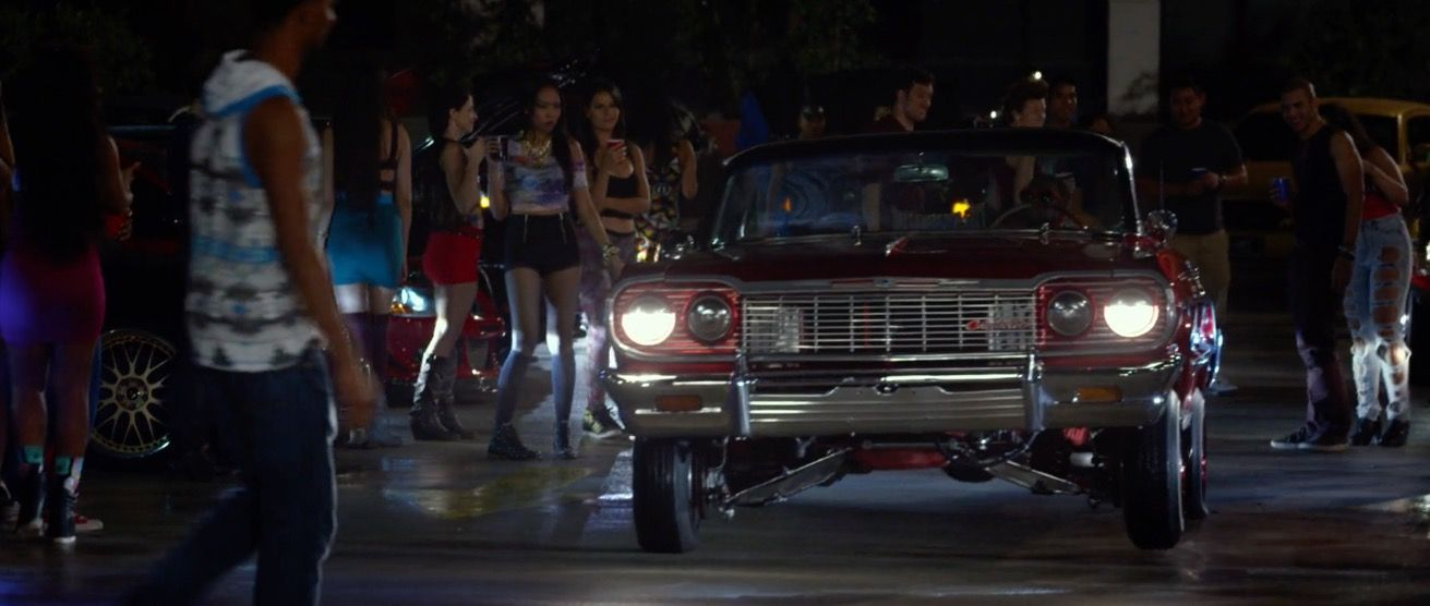 Chevrolet Impala Convertible (1964) car in RIDE ALONG 2 ...