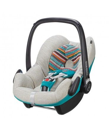 Maxi Cosi Pebble Group 0 Car Seat Folkloric Blue New