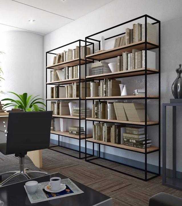 Regal Szafka Na Ksiazki Polka Industrialny Loft 7840138484 Allegro Pl Home Room Design Home Decor Home