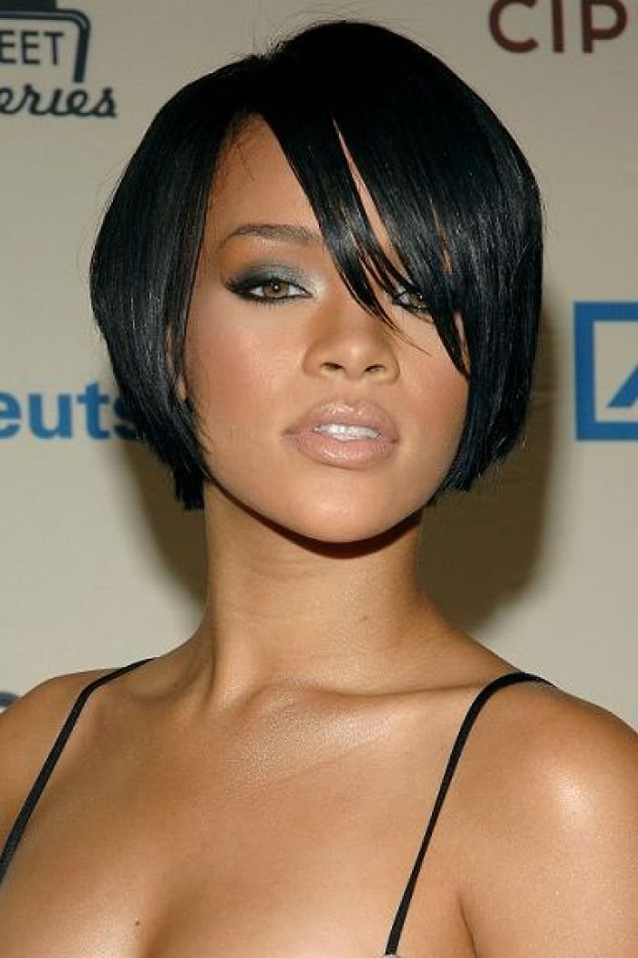 Excellent 1000 Images About Hairstyles For Black Women With Round Faces On Hairstyles For Men Maxibearus