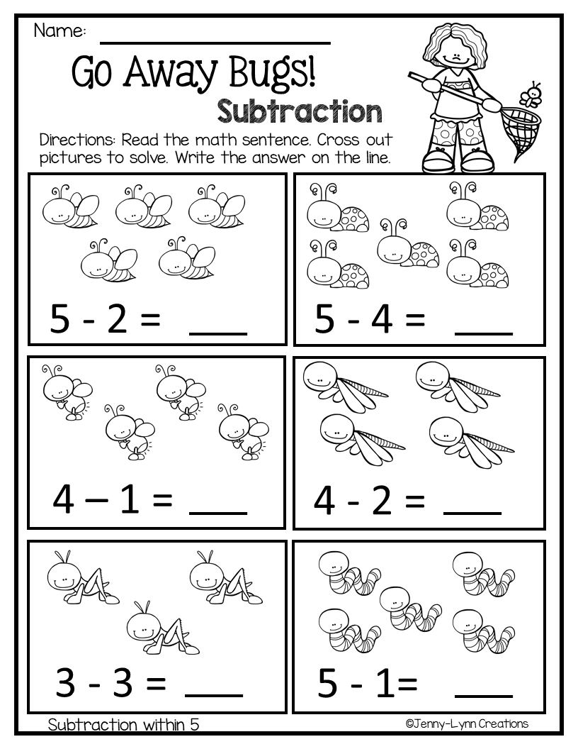April Pre K Math Literacy Kindergarten Math Worksheets Free Preschool Math Worksheets Kindergarten Math Worksheets