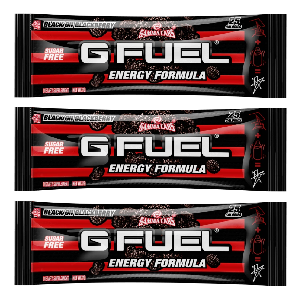G Fuel Dr Disrespect Black On Blackberry Gamer Fuel For Winners In 2021 Energy Complex Gamer Fuel Medical Conditions