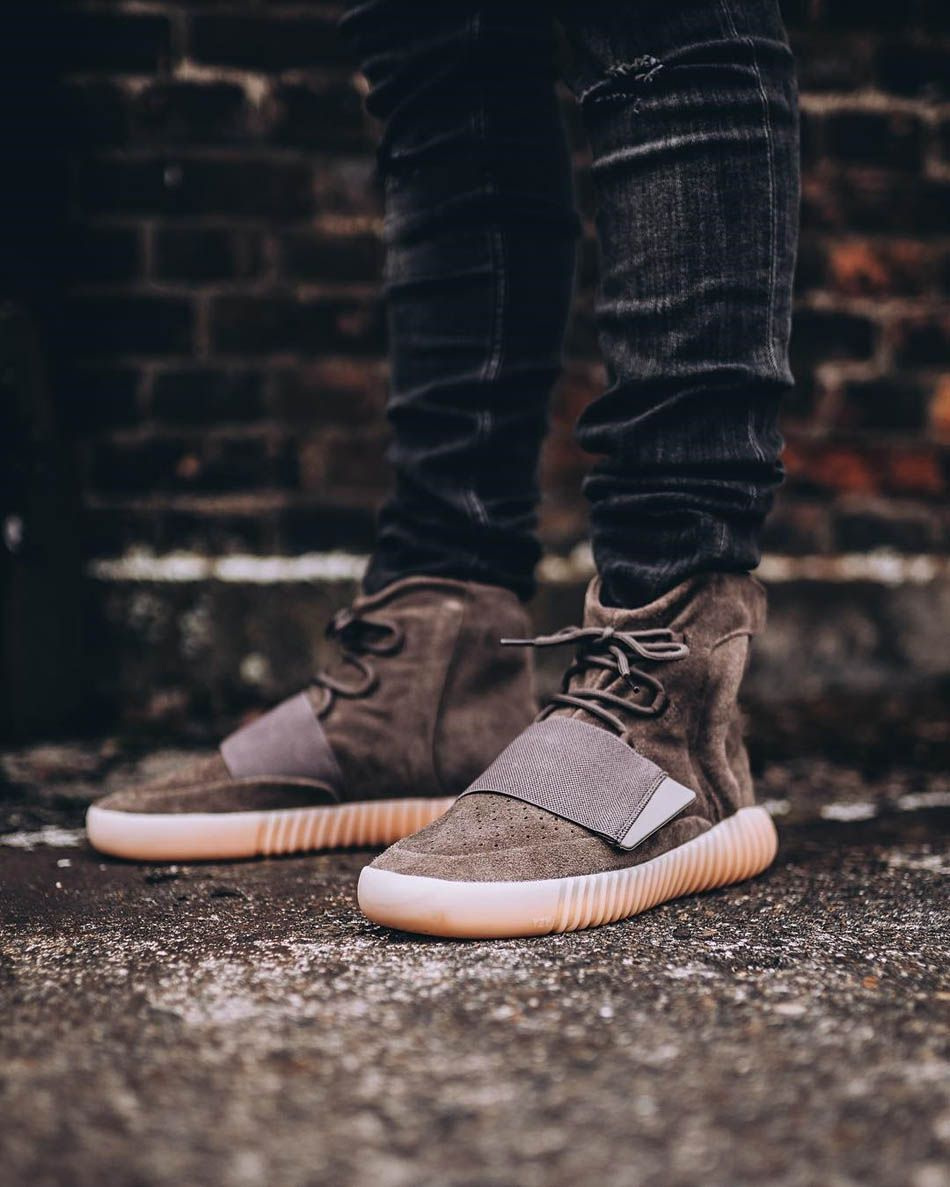 2d3546215574d ADIDAS Yeezy Boost 750 Chocolate