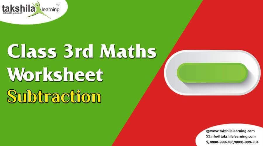 Class 3 Maths Worksheet For Practice Subtraction Math Subtraction Worksheets Math Subtraction Class 3 Maths Worksheet Subtraction worksheets for grade cbse
