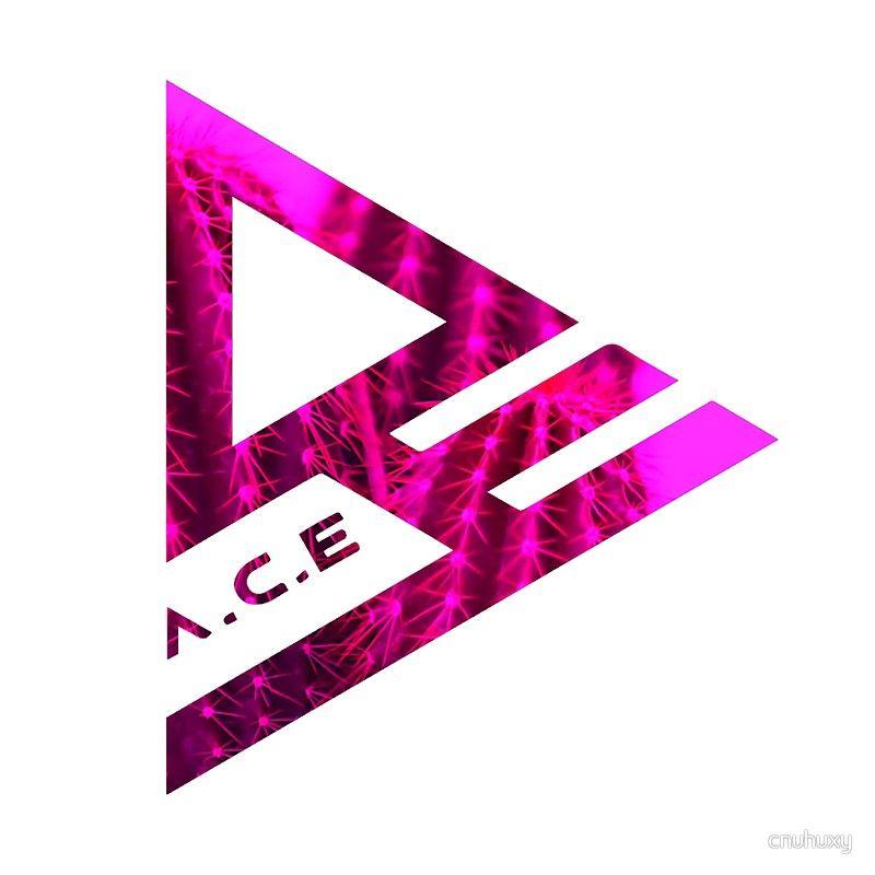 'ACE LOGO CALLIN' EDIT: Cactus' Sticker By Cnuhuxy In 2021