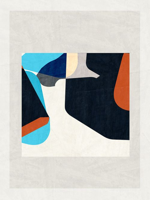 Abstract composition 419  Giclee print - 107 x 142 cm Limited edition (20) http://etsy.me/1u8D037 www.jesusperea.com