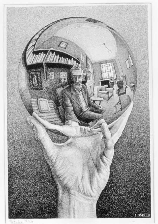 Maurits Cornelis Escher: Maurits Cornelis Escher