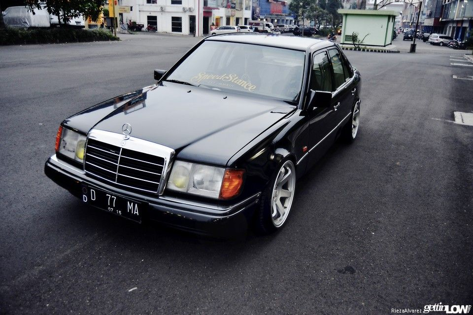 Nadhif Pradipta S 1989 Mercedes Benz W124 300e With Images