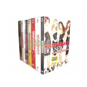 Desperate Housewives Complete Seasons 1-8 DVD Box Set My comment: need this now that Netflix is gone. I miss this show and never finished them all but I    will probably start from Episode 1.