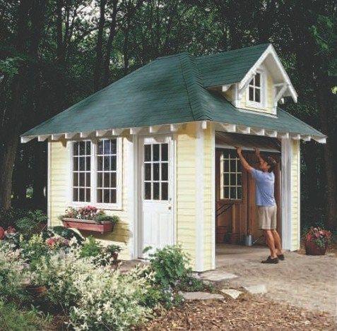 Cottage Storage Shed Plans Download Diy Shed Plans Shed Plans
