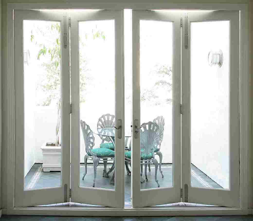 Seaport Window Center Lift And Slide Bi Fold Multi Patio Door