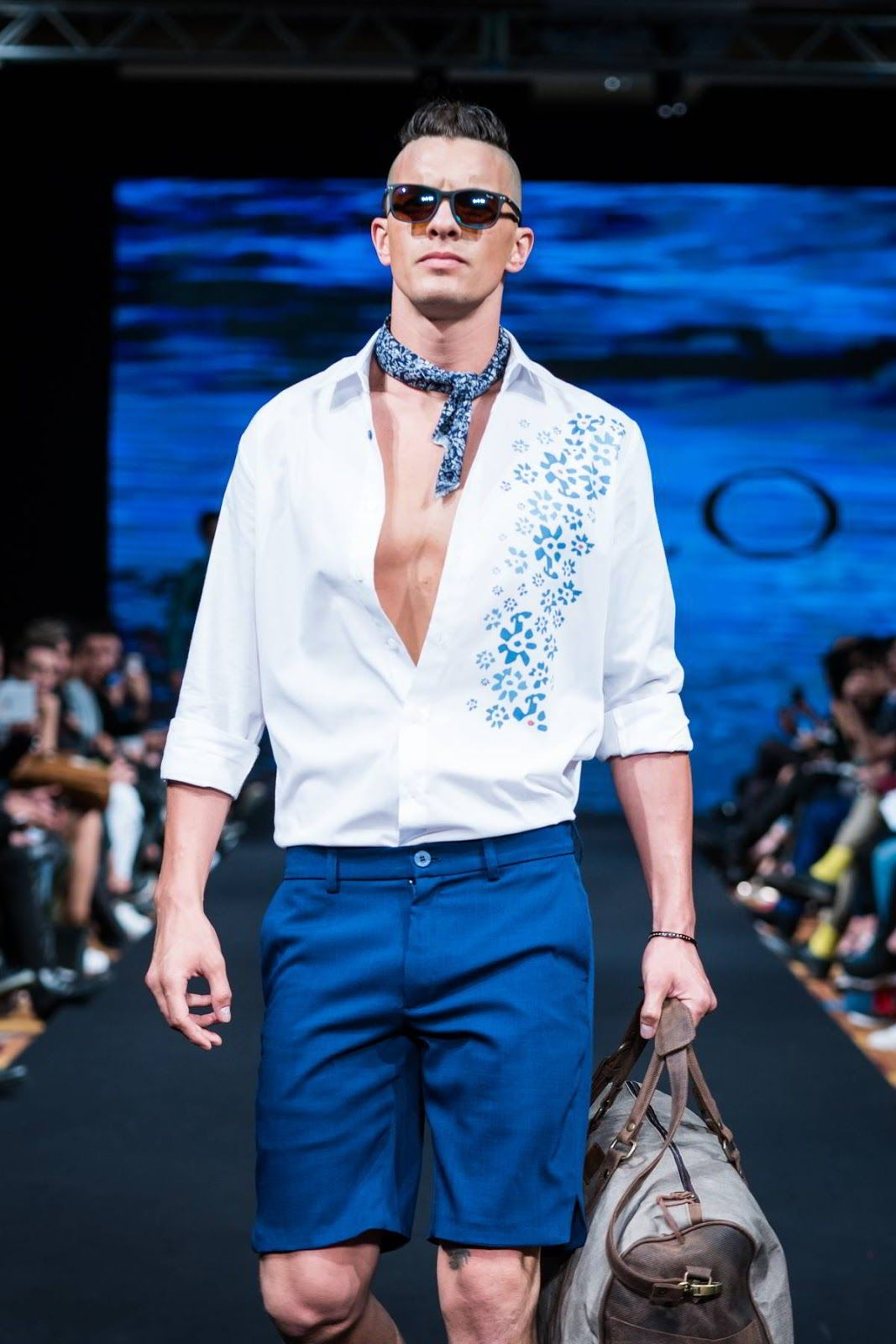 Galo Bertin Spring-Summer 2017 - Fashion Week México