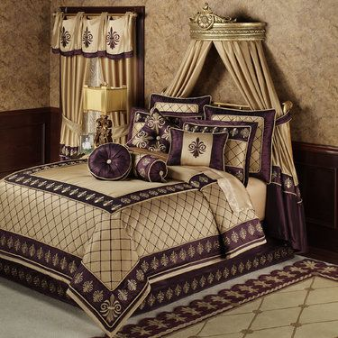 Royal Empire Comforter Bedding Just Pinned This Bedding Before