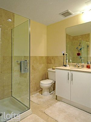 Tiled Bathroom Half Wall bathroom half wall tile | housesbox | pinterest | half walls