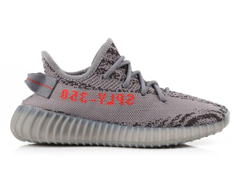 Yeezy Adidas C 2017 Boost 350 V2 Beluga 2 0 Kanye West Gray Knit Sneakers Nib In 2020 Yeezy Yeezy Shoes Outfit Sneakers