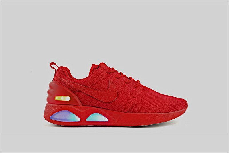 Nike Roshe Courir Vibrant Led Rouge / Blanc sneakernews bon marché boutique pour vendre dernière ligne express rapide réel en ligne 66pYXTc81h