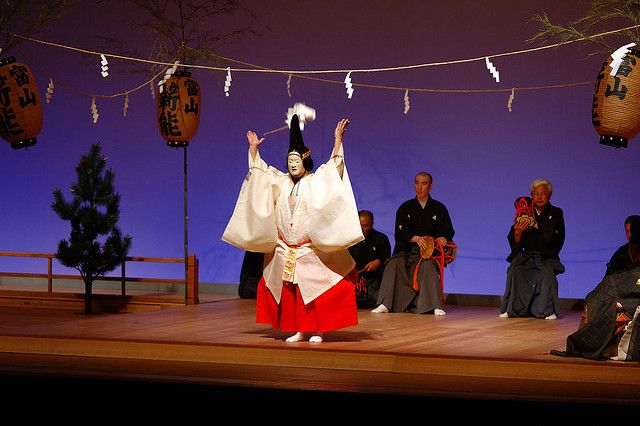 NOH | Noh: Japan's Oldest Traditional Theater | NOH, KYOGEN ...