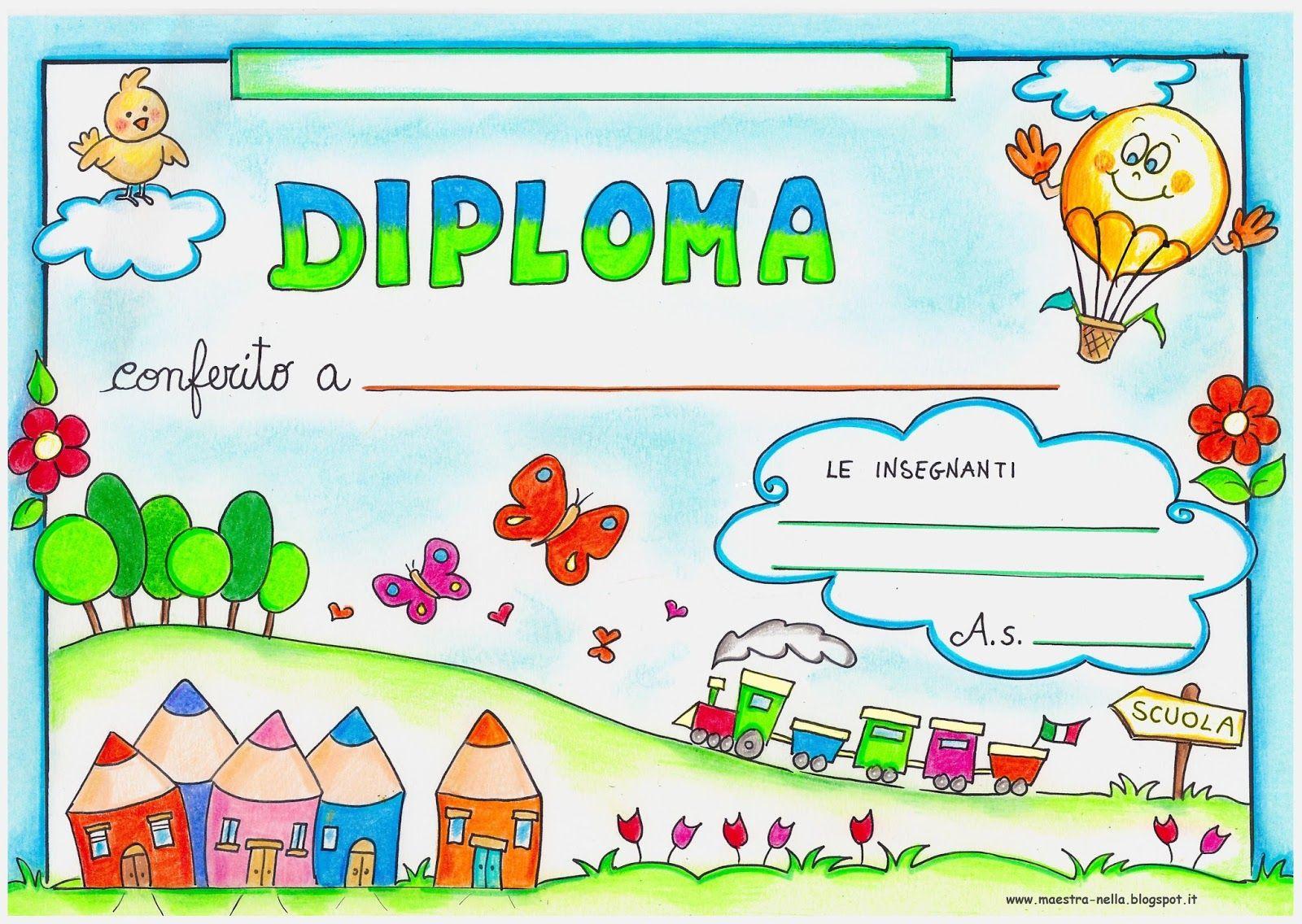 Disegni idee e lavoretti per la scuola dell 39 infanzia e for Siti per maestre scuola infanzia