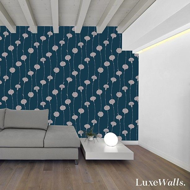 Transform Your Living Room With Our Easy To Install Self Adhesive Wallpaper No Mess No Need To Hire Installers Simply Diy Wall Wallpaper Wall Home Decor