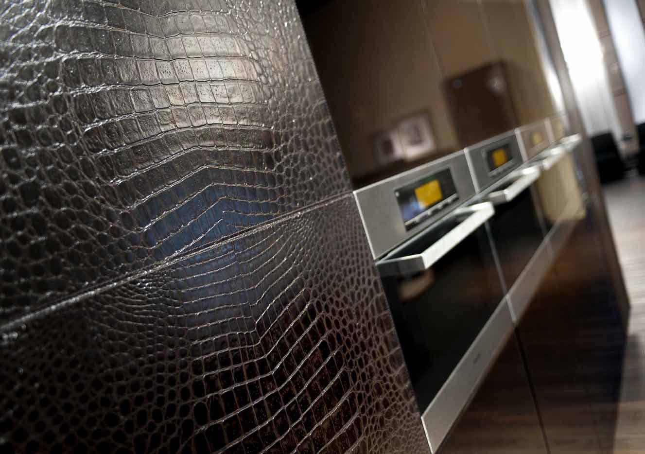 Rossi Interiors Fendi Casa Kitchen