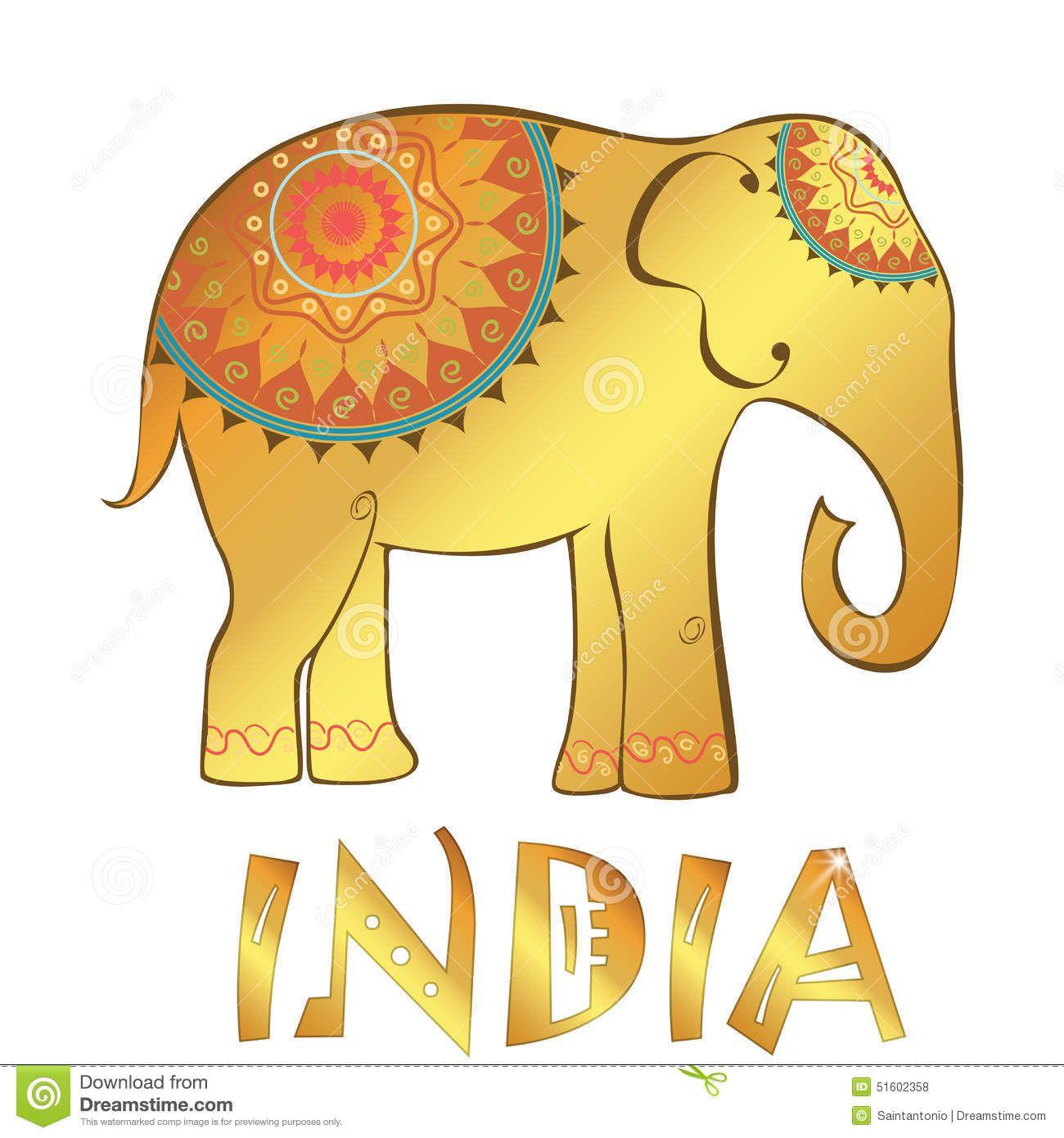 Resultado de imagen de elefante dibujo indio elefante elefante hindu dibujo indio y imagen - Elephant indien dessin ...