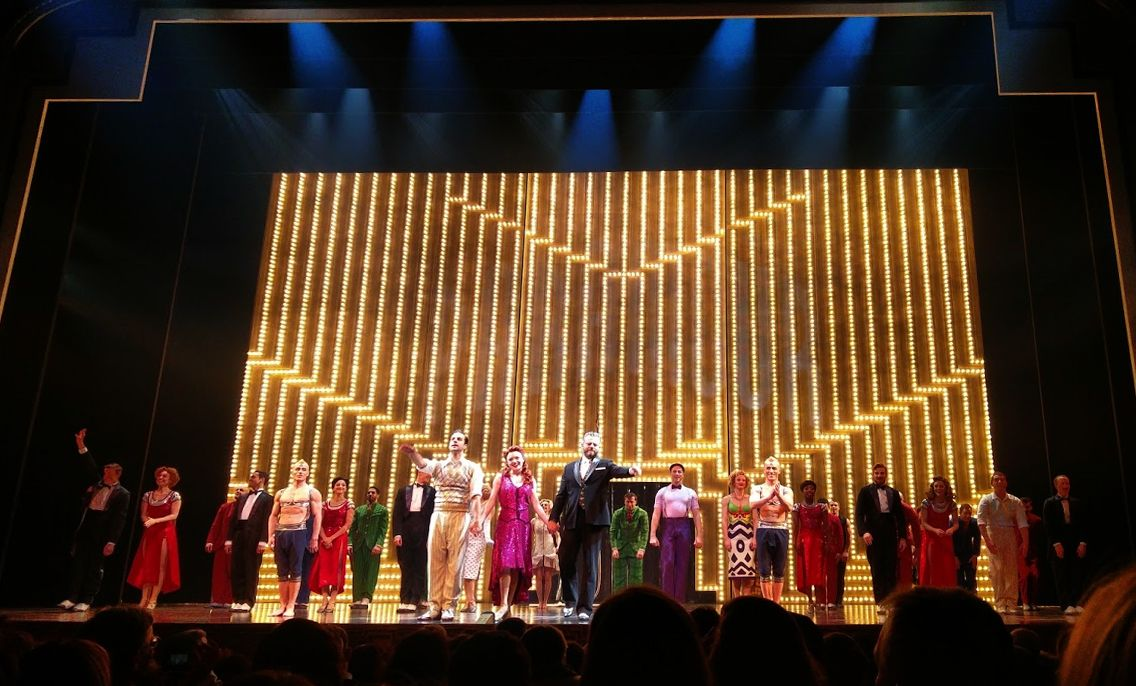 Cirque Du Soleil Paramour Nyc Lyric Theatre February 2017