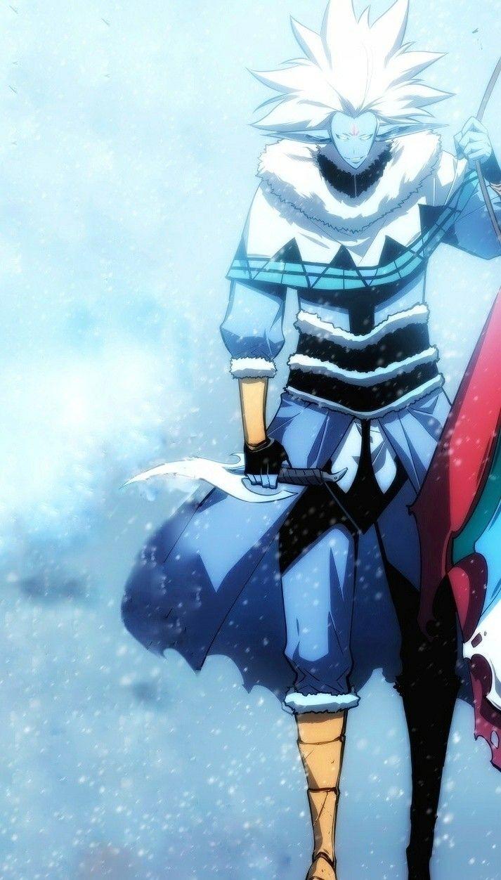 Solo Leveling master hyakki Personagens bonitos