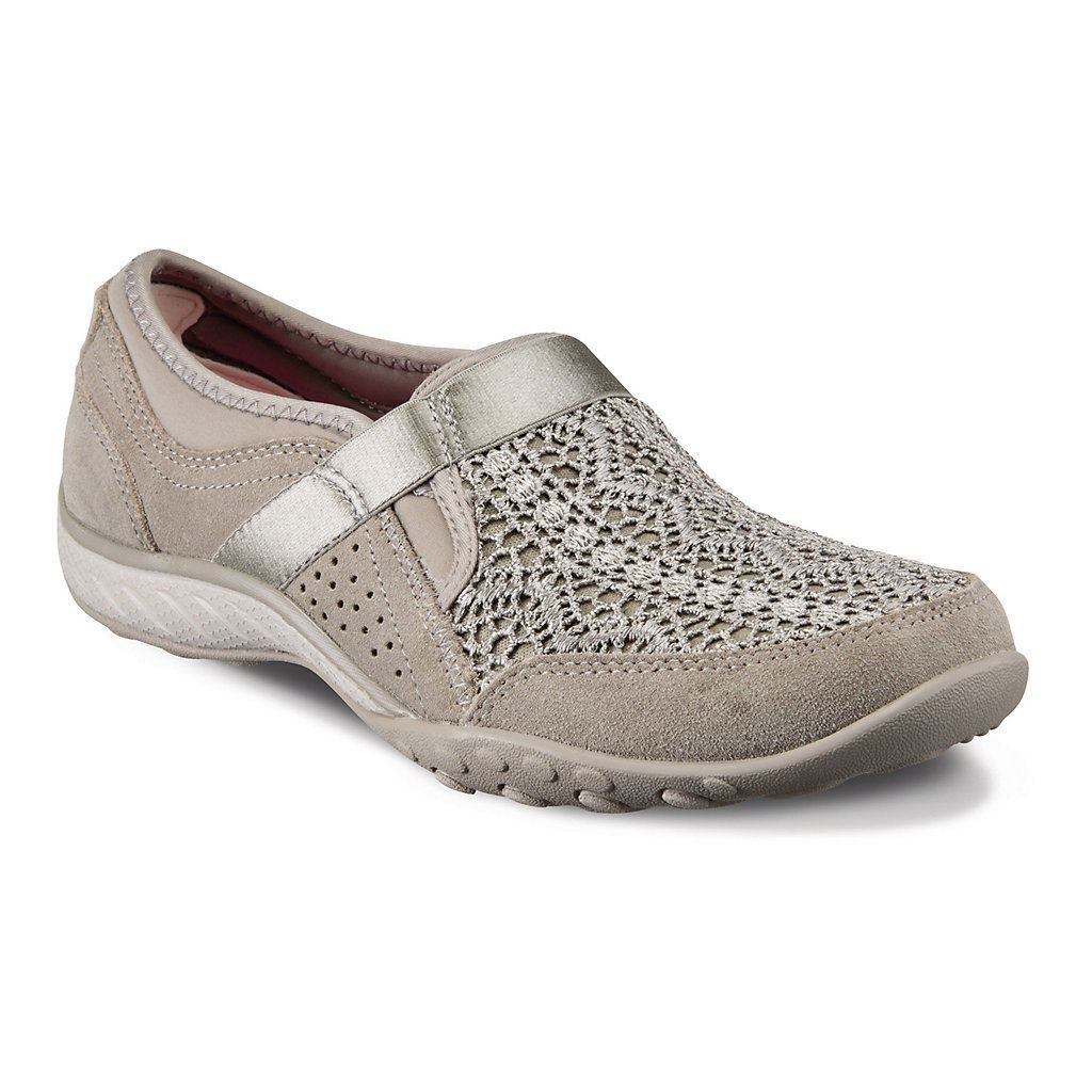 Skechers relaxed fit breathe easy our song womens slipon