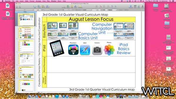 Creating visual curriculum maps computer lab pinterest creating visual curriculum maps freerunsca Images