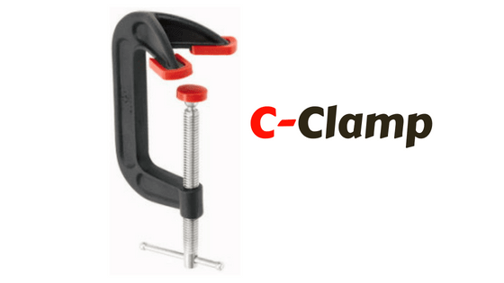 C Clamps Best Woodworking Clamps Reviews 2018 Different Types Of Clamps Woodworking Woodworker Woodtools Woodcla Woodworking Clamps Clamps Woodworking