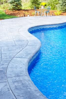 How To Paint An Inground Pool In 2020 Pool Remodel Pool