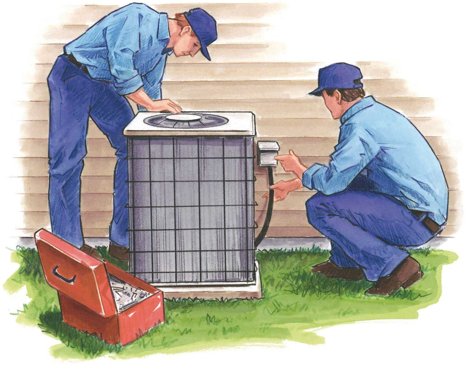 Spring Air Conditioning Tune Up Lancaster Heat and Air