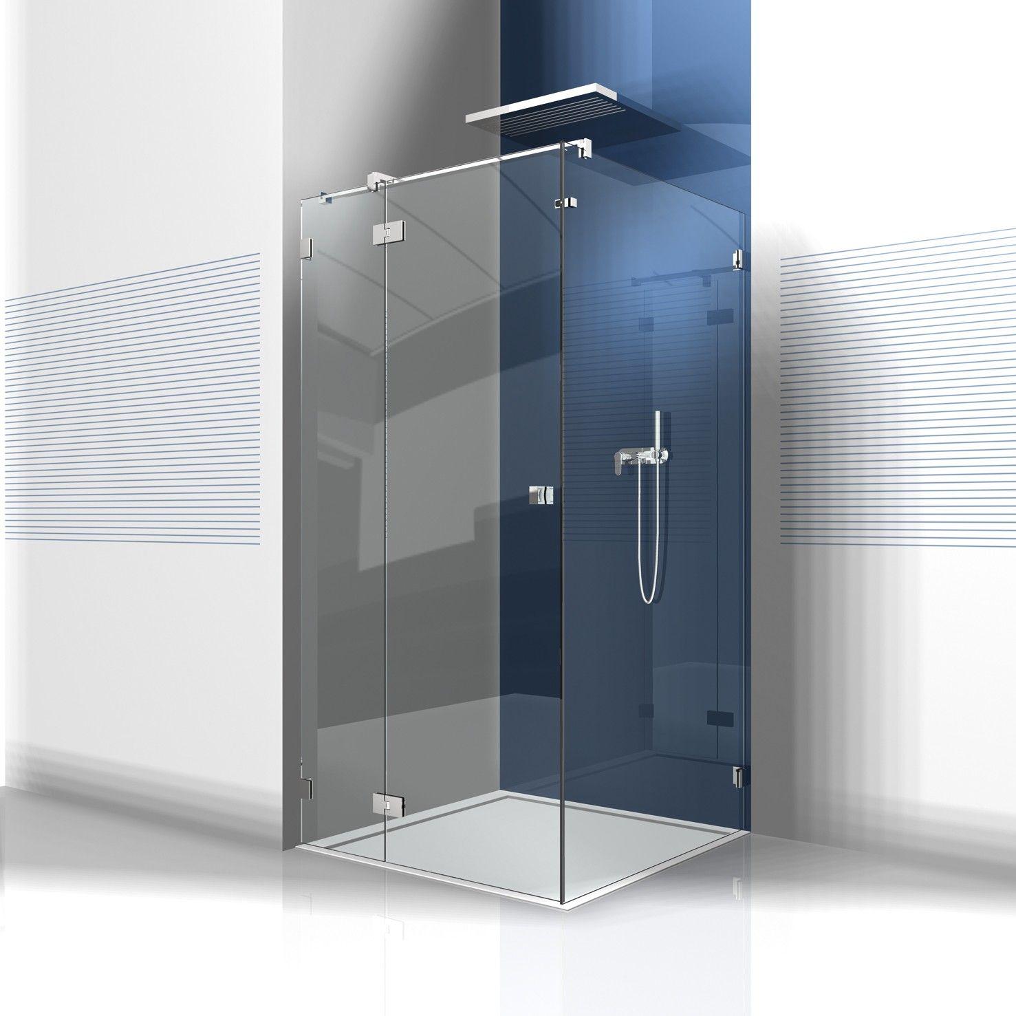 Wat Een Heerlijke Badkamer We Zien Hier Onze Luxe Douchewand Tot