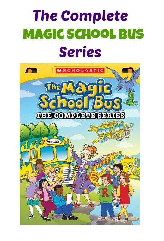 The Complete Magic School Bus Dvd Series Only 28 95 Reg 79 99 Free Shipping Magic School Science Curriculum Magic School Bus