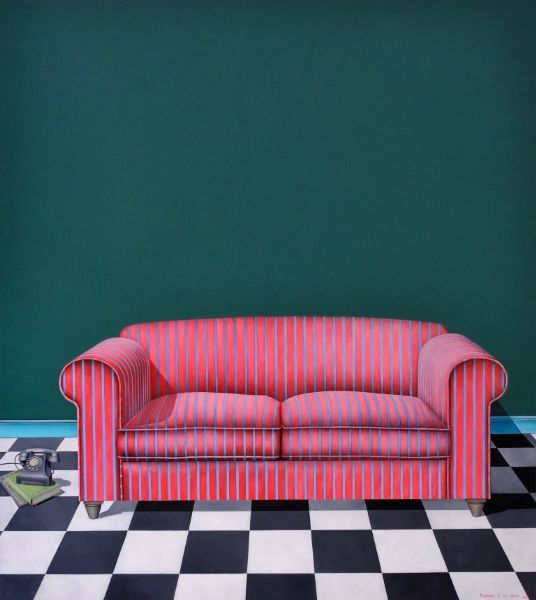 Empty Couch | ART I LOVE! | Pinterest | Empty