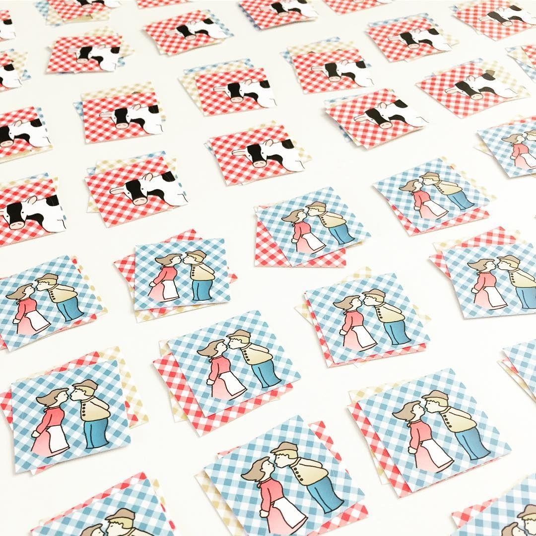 S T I C K E R S • Stickersetjes Holland verpakken! #behindthescenes #achterdeschermen #holland #stickers