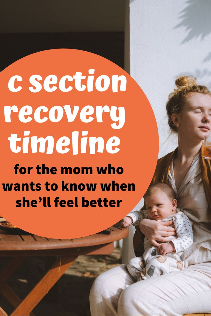 C SECTION RECOVERY TIMELINE - forgotten lattes in 2020 | C ...