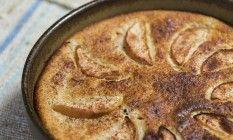 Suflê de pão e maçã Foto: Ana Branco / Agência O Globo