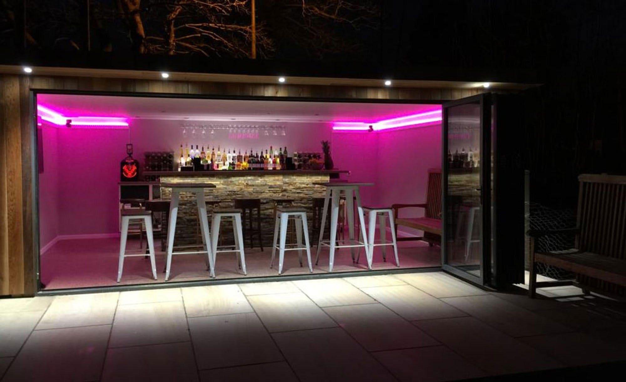 pub sheds the new backyard trend backyard bar and backyard bar