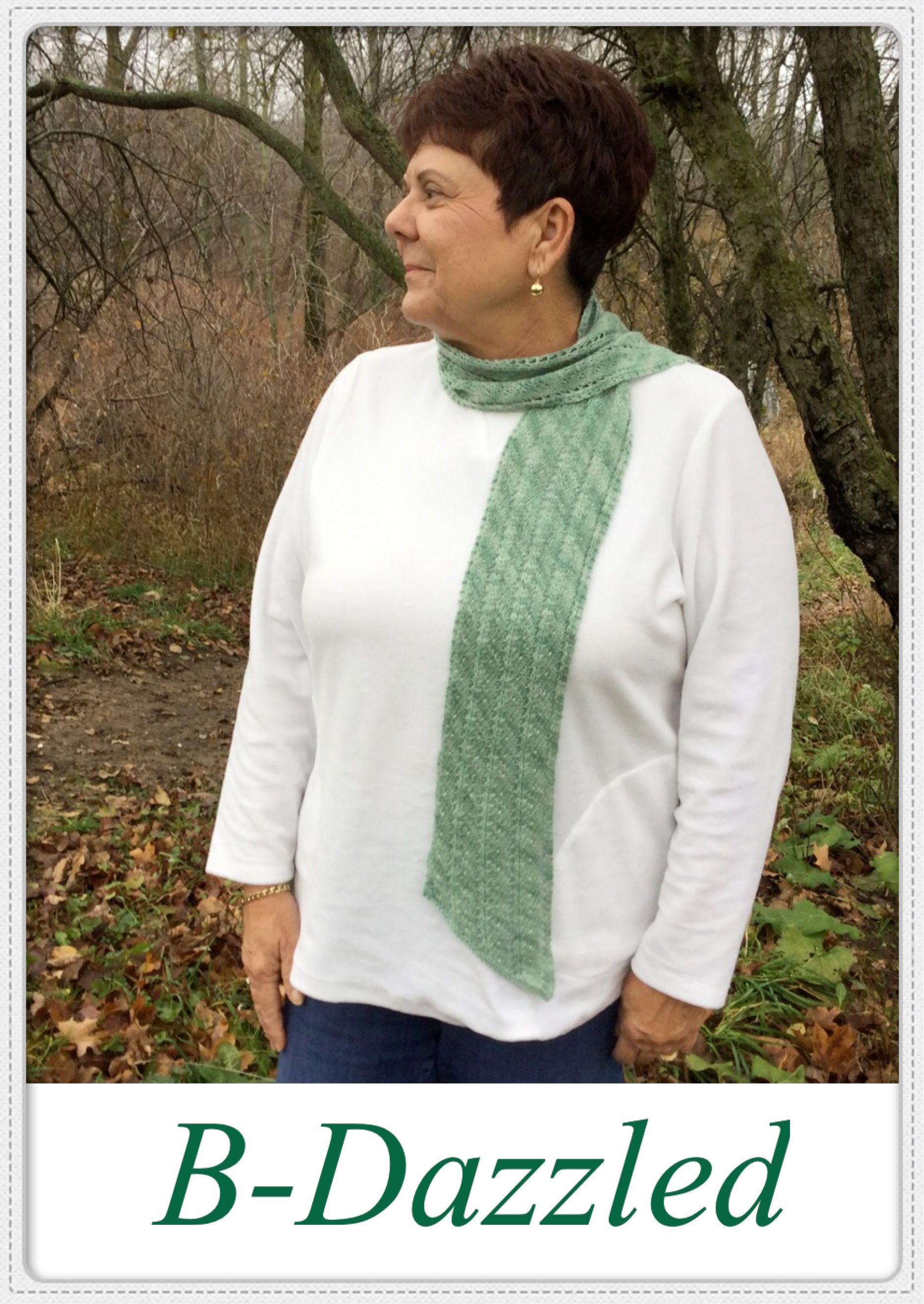 B-Dazzled pattern by Faith Schmidt