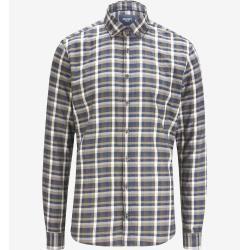 Flanellhemden #denimstreetstyle