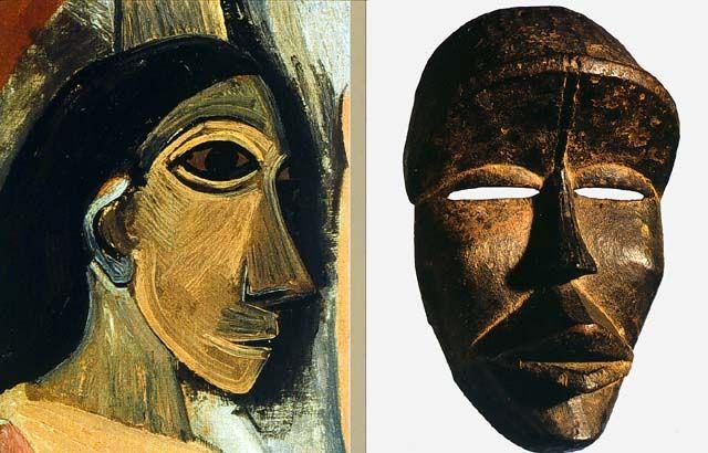 PicaГџo Afrikanische Periode